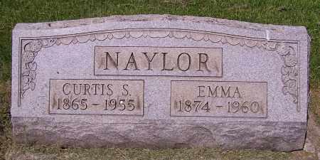 NAYLOR, EMMA - Stark County, Ohio | EMMA NAYLOR - Ohio Gravestone Photos