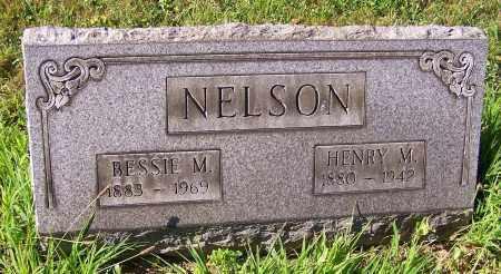 NELSON, BESSIE M. - Stark County, Ohio   BESSIE M. NELSON - Ohio Gravestone Photos
