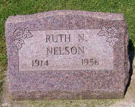 NELSON, RUTH N. - Stark County, Ohio   RUTH N. NELSON - Ohio Gravestone Photos