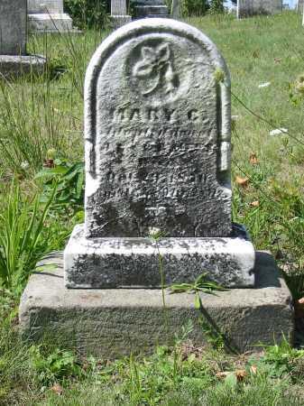 NESS, MARY C - Stark County, Ohio | MARY C NESS - Ohio Gravestone Photos