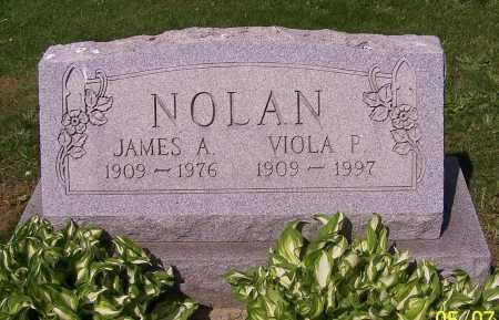NOLAN, VIOLA P. - Stark County, Ohio | VIOLA P. NOLAN - Ohio Gravestone Photos