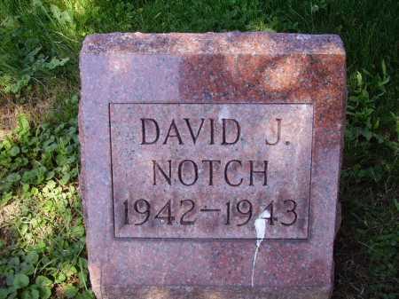 NOTCH, DAVID - Stark County, Ohio | DAVID NOTCH - Ohio Gravestone Photos