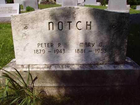 NOTCH, PETER P. - Stark County, Ohio | PETER P. NOTCH - Ohio Gravestone Photos