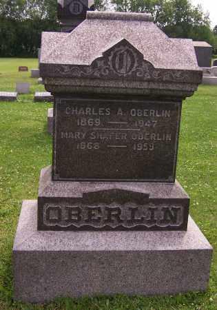 OBERLIN, CHARLES A. - Stark County, Ohio | CHARLES A. OBERLIN - Ohio Gravestone Photos