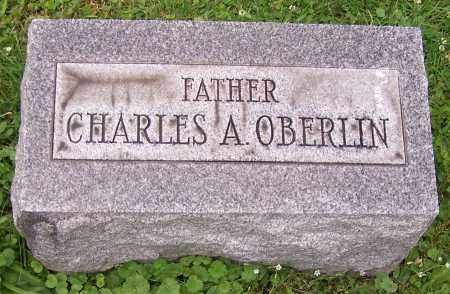 OBERLIN, CHARLES A. - Stark County, Ohio | CHARLES A. OBERLIN - Ohio Gravestone Photos