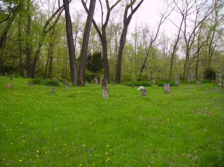 OLD PIONEER CEMETERY, #1 OVERVIEW - Stark County, Ohio | #1 OVERVIEW OLD PIONEER CEMETERY - Ohio Gravestone Photos