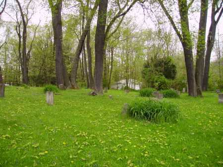 OLD PIONEER CEMETERY, #3 OVERVIEW - Stark County, Ohio | #3 OVERVIEW OLD PIONEER CEMETERY - Ohio Gravestone Photos