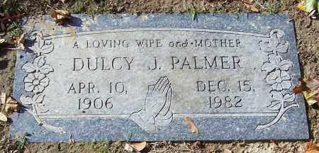 PALMER, DULCY J. - Stark County, Ohio | DULCY J. PALMER - Ohio Gravestone Photos
