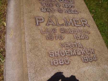 PALMER, LEW RUSSELL - Stark County, Ohio   LEW RUSSELL PALMER - Ohio Gravestone Photos
