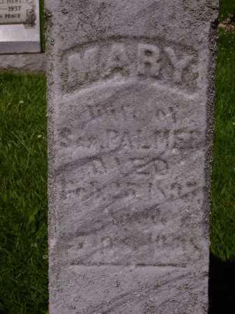 PALMER, MARY - CLOSEVIEW - Stark County, Ohio   MARY - CLOSEVIEW PALMER - Ohio Gravestone Photos