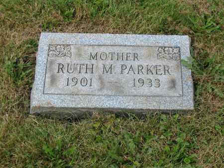 PARKER, RUTH MARIE - Stark County, Ohio | RUTH MARIE PARKER - Ohio Gravestone Photos
