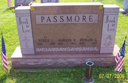 PASSMORE, MARILYN R. - Stark County, Ohio | MARILYN R. PASSMORE - Ohio Gravestone Photos