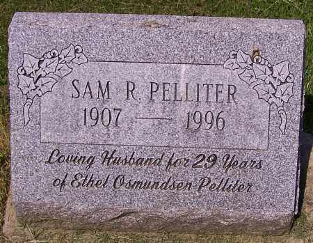 PELLITER, SAM R. - Stark County, Ohio   SAM R. PELLITER - Ohio Gravestone Photos