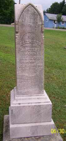 PETERS, ELIZABETH - Stark County, Ohio   ELIZABETH PETERS - Ohio Gravestone Photos