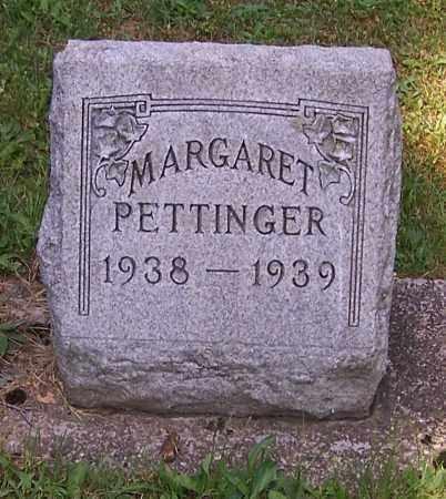 PETTINGER, MARGARET - Stark County, Ohio | MARGARET PETTINGER - Ohio Gravestone Photos
