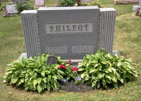 PHILPOT, LILA A. - Stark County, Ohio | LILA A. PHILPOT - Ohio Gravestone Photos