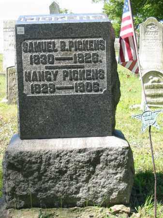 BROWN PICKENS, NANCY - Stark County, Ohio | NANCY BROWN PICKENS - Ohio Gravestone Photos