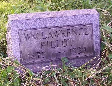 PILLOT, WM. LAWRENCE - Stark County, Ohio | WM. LAWRENCE PILLOT - Ohio Gravestone Photos