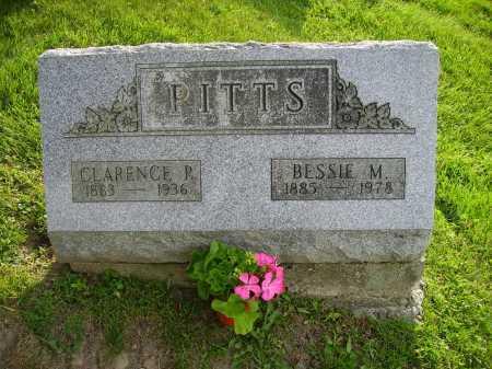 PITTS, CLARENCE P. - Stark County, Ohio | CLARENCE P. PITTS - Ohio Gravestone Photos