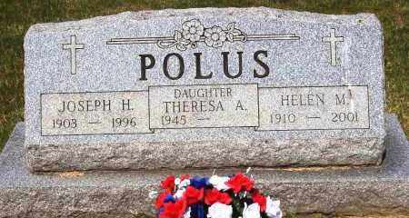 POLUS, THERESA A. - Stark County, Ohio | THERESA A. POLUS - Ohio Gravestone Photos