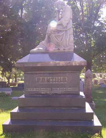 PONTIUS, M.L. - Stark County, Ohio   M.L. PONTIUS - Ohio Gravestone Photos