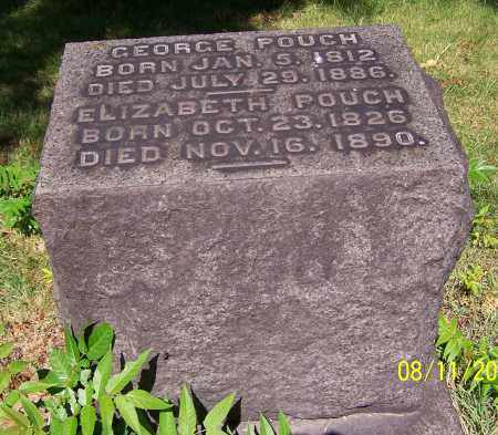 POUCH, GEORGE - Stark County, Ohio | GEORGE POUCH - Ohio Gravestone Photos