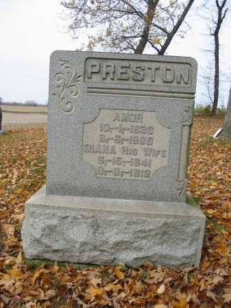 PRESTON, DIANA - Stark County, Ohio | DIANA PRESTON - Ohio Gravestone Photos