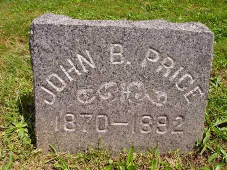 PRICE, JOHN B. - Stark County, Ohio | JOHN B. PRICE - Ohio Gravestone Photos
