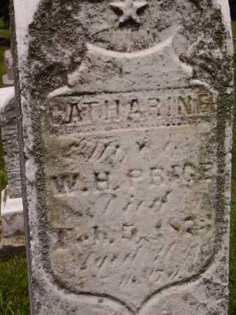 PRICE, CATHARINE - Stark County, Ohio   CATHARINE PRICE - Ohio Gravestone Photos