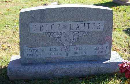 HAUTER, JAMES A. - Stark County, Ohio | JAMES A. HAUTER - Ohio Gravestone Photos