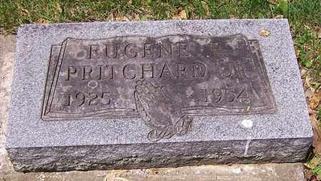 PRICHARD, EUGENE E. (JR) - Stark County, Ohio | EUGENE E. (JR) PRICHARD - Ohio Gravestone Photos