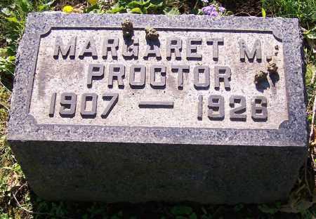 BAIR PROCTOR, MARGARET M. - Stark County, Ohio | MARGARET M. BAIR PROCTOR - Ohio Gravestone Photos