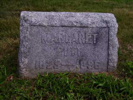 PUTT, MARGARET - Stark County, Ohio | MARGARET PUTT - Ohio Gravestone Photos