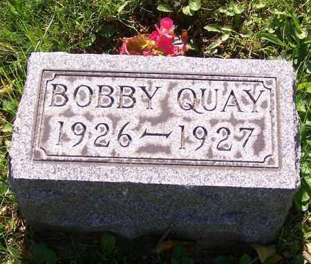 QUAY, BOBBY - Stark County, Ohio | BOBBY QUAY - Ohio Gravestone Photos