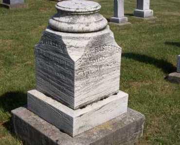 RASTETTER, WILLIAM - Stark County, Ohio | WILLIAM RASTETTER - Ohio Gravestone Photos