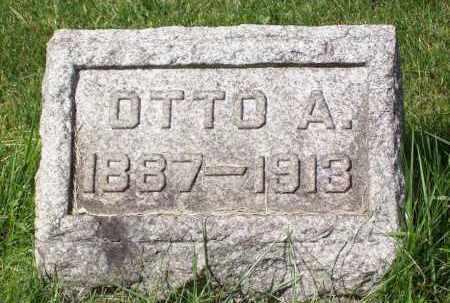 RASTETTER, OTTO A. - Stark County, Ohio   OTTO A. RASTETTER - Ohio Gravestone Photos