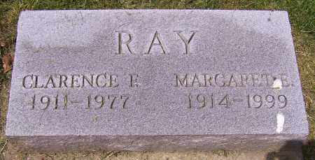 RAY, MARGARET E. - Stark County, Ohio | MARGARET E. RAY - Ohio Gravestone Photos
