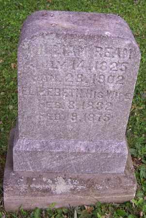 REAM, ELIZABETH - Stark County, Ohio   ELIZABETH REAM - Ohio Gravestone Photos