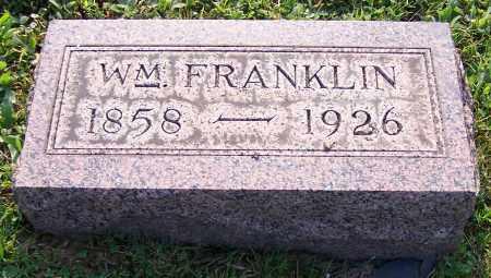 REAM, WM. FRANKLIN - Stark County, Ohio   WM. FRANKLIN REAM - Ohio Gravestone Photos