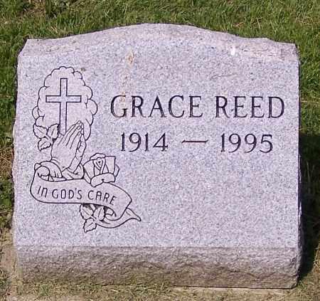 REED, GRACE - Stark County, Ohio   GRACE REED - Ohio Gravestone Photos