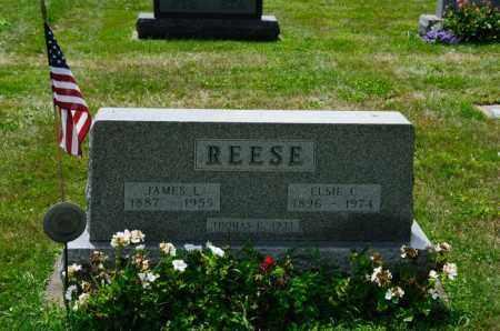 CURRAN REESE, ELSIE - Stark County, Ohio | ELSIE CURRAN REESE - Ohio Gravestone Photos