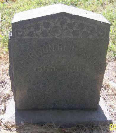 REIFSNYDER, HARRISON - Stark County, Ohio | HARRISON REIFSNYDER - Ohio Gravestone Photos