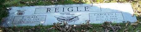 REIGLE, CAROLYN L. - Stark County, Ohio   CAROLYN L. REIGLE - Ohio Gravestone Photos