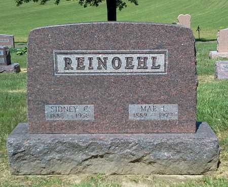 DAPP REINOEHL, MAE L. - Stark County, Ohio | MAE L. DAPP REINOEHL - Ohio Gravestone Photos