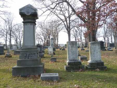 REX, FRANK - Stark County, Ohio | FRANK REX - Ohio Gravestone Photos