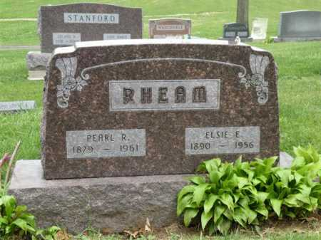 RHEAM, ELSIE E. - Stark County, Ohio | ELSIE E. RHEAM - Ohio Gravestone Photos