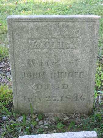 WERTENBERGER RINGER, LYDIA - Stark County, Ohio | LYDIA WERTENBERGER RINGER - Ohio Gravestone Photos