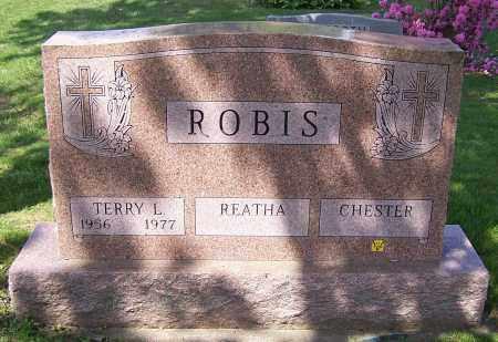 ROBIS, TERRY L. - Stark County, Ohio   TERRY L. ROBIS - Ohio Gravestone Photos