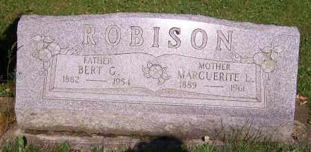 ROBISON, MARGUERITE L. - Stark County, Ohio | MARGUERITE L. ROBISON - Ohio Gravestone Photos