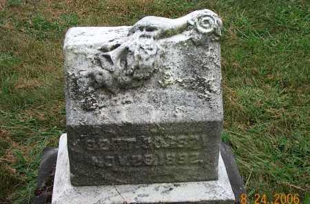 ROHR, CORA - Stark County, Ohio | CORA ROHR - Ohio Gravestone Photos